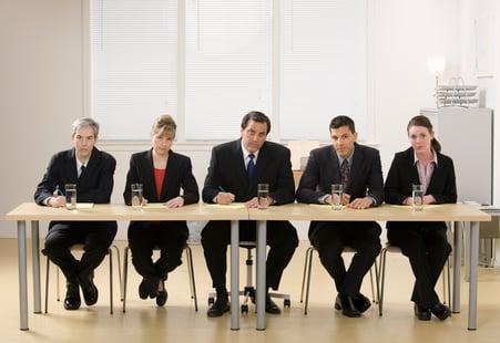 Interview Panel Image