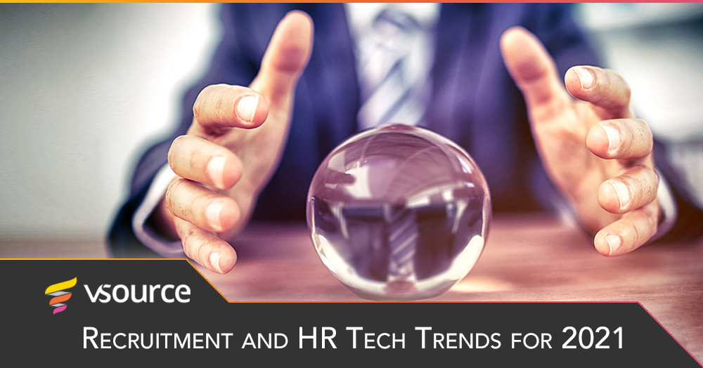 Recruitment and HR Tech Trends for 2021